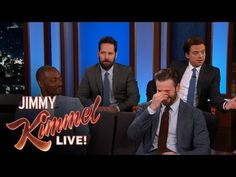 "Anthony Mackie Doesn't Like People Touching His ""Sweet Spot"" - YouTube"