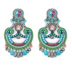 Ayala Bar Spring 2014  Earrings