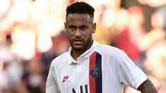 Kifütyülték saját szurkolói - góllal válaszolt Neymar Jr, Psg, Football Players, Brazil, Madrid, Chef Jackets, Barcelona, Polo Shirt, Fans