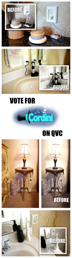 We need your Help!! Vote for our new product, Cordini, on QVCs Sprouts program. We will have a chance to appear on QVC with enough votes. It is FREE to vote and does not require your email. Repins would be greatly appreciated, voting lasts until Friday April 27th at Noon. Thanks!