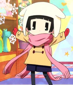Gugure! Kokkuri-san | Kohina Ichimatsu | Anime | Fanart | SailorMeowMeow