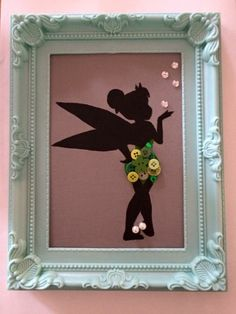 Disney princess framed button canvas by on Etsy Disney Button Art, Disney Buttons, Button Wall Art, Button Canvas, Buttons On Canvas, Fun Crafts, Diy And Crafts, Crafts For Kids, Arts And Crafts