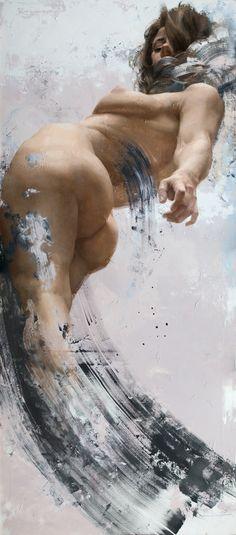 Shane Wolf  Venus Oil on canvas -2012