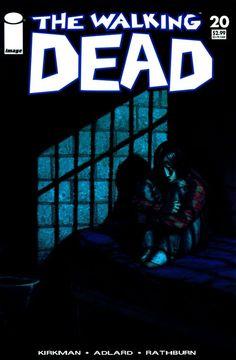 Capa da Edição #20 de The Walking Dead