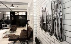 Case study/photos on decks on walls