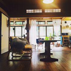 Lounge/無印良品/IKEA/古道具/骨董市/店なし雑貨屋...などのインテリア実例 - 2016-10-12 07:57:20 | RoomClip (ルームクリップ)