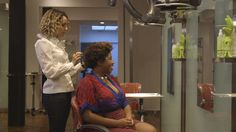 Natural Hair Salon for women of color in New York