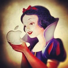 A modern Fairytale Fairytale, Muse, Disney Characters, Fictional Characters, Snow White, Shots, Apple, Disney Princess, Modern