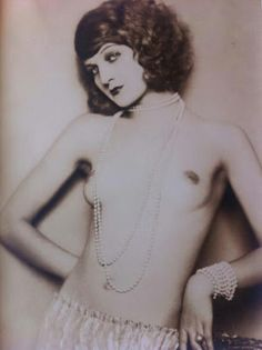 "Anita Berber was a dancer, actress, writer, prostitute and coke addicted alcoholic. Known as Berlin's ""High Priestess of Depravity"" she did time in Yugoslavia, became the one-time lover of Marlene Dietrich and was the subject of Otto Dix's ""Scarlet Whore of Babylon"", painting. She died in 1928 at the age of 29."