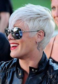 Enjoyable Los Angeles Hair And Grammy Award On Pinterest Short Hairstyles Gunalazisus
