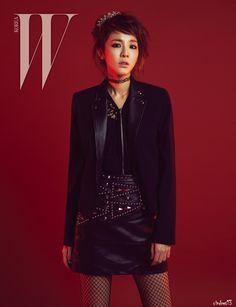 Dara for W Korea 1