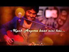 WhatsApp Status - Arjit Singh (Dekha Hazaron daffa with lyrics) Love Songs Hindi, Song Hindi, Cute Love Songs, Best Songs, Romantic Gif, Romantic Songs Video, Audio Songs, Movie Songs, Music Download