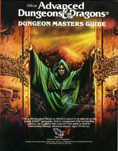1983 dungeon master's guide - Google Search