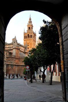 Buenos días. #Sevilla | #Tapasconarte