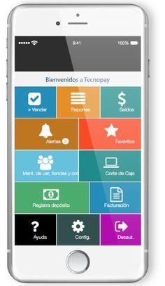 vende recargas desde tu smartphone https://www.tecnopay.com.mx/  Llámanos al 01 800 112 7412