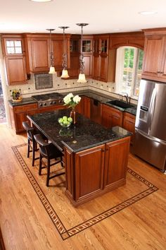 I like this kitchen & Counter tops
