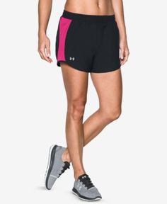 Under Armour Fly By Running Shorts - Black XS