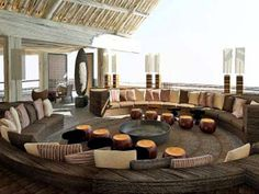 African Lodge Bar
