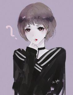 รูปภาพ anime, sara, and pixiv