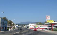 Susanville, CA : Main drag.....