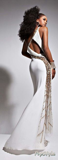 Tony Bowls Le Gala Spring 2013 this is Diana Ross stuff...Mackie..