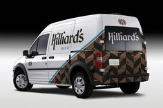 Hilliard's Beer Vehicle Wrap
