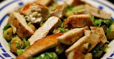 Salát Caesar – lehký oběd i lahodná večeře