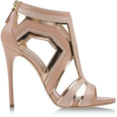 Casadei Sandals found on Polyvore