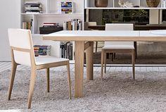 Chair: EL - Collection: B&B Italia - Design: Antonio Citterio