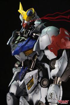 www.pointnet.com.hk - 模型作品 1/100 Gundam Barbatos Lupus 戰損Ver