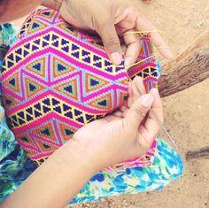 Wayuu Mochila - tapestry crochet bags