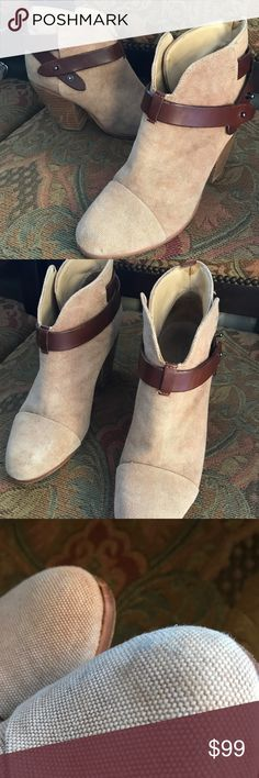 Rag & Bone ankle booties Harlow size 39 Authentic Rag & Bone booties in preowned condition size 39 rag & bone Shoes Ankle Boots & Booties