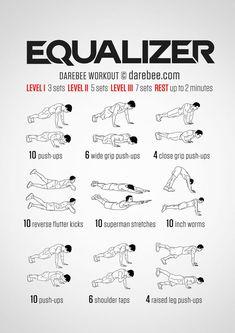 Equalizer Workout