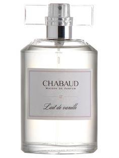 Lait de Vanille Chabaud Maison de Parfum for women and men