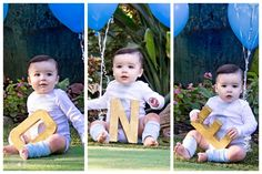 Gold Glittered Letters ONE - First Birthday Smash Cake Photography Session Photo Prop 1st Birthday Photos, Baby First Birthday, Birthday Parties, Birthday Ideas, Cake Photography, Photography Ideas, Glitter Photo, Glitter Letters, Cake Smash Photos
