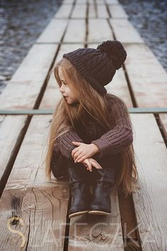 Can't believe I'm saying this but I could see us having a lil girl like this :)