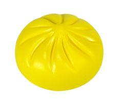 "Slow Rise Squishy 5"" Large Dim Sum - Yellow."