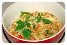 {Triple T Mum} Thermomix Tuna Pasta with hidden vegetables