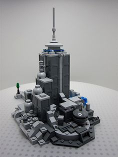 Lego Microscale Building | Flickr - Photo Sharing!