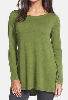 Cute tunic sweater http://rstyle.me/n/mqtyrnyg6