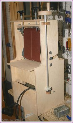 Pickup winder / Thickness sander