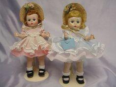 Madame-Alexander-kins-SLW-Blonde-039-MAYPOLE-039-1955-Doll-Fabulous
