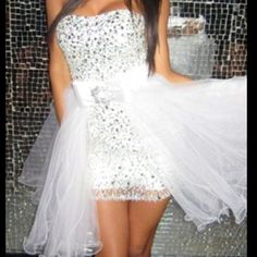 My party dress
