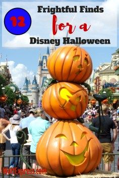 Top 12 Frightful Finds for a Disney Halloween! #Halloween #Disney #DisneyHalloween