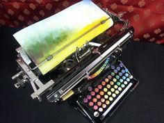The Chromatic Typewriter, Tyree Callahan