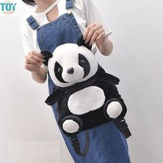 Find More Plush Backpacks Information about New Panda Animal Design Plush Backpacks for 2 5 Year Baby Kids Children Kindergarten Schoolbag Toy Bags Christmas Gift,High Quality designer backpacks men,China backpacks and lunch boxes Suppliers, Cheap backpack sale from Toys in the Kingdom on Aliexpress.com