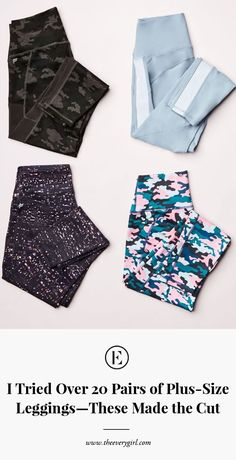 I Tried Over 20 Pairs of Plus-Size Leggings-These 6 Made the Cut Nike Leggings, Best Leggings, Plus Size Leggings, Short Legs, Workout Pants, Chic Outfits, Active Wear, Pairs, Style Inspiration