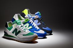 "New Balance 2013 Spring/Summer ""Yacht Club"" 574 Pack 
