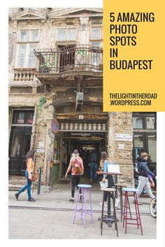 The 5 must-sees while in Budapest, Hungary Budapest Things To Do In, Budapest Travel, Hungary Travel, Blog Pictures, Roadtrip, Budapest Hungary, Eastern Europe, Night Life, Travel Inspiration