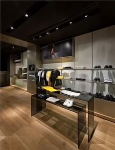 Porsche Design Store in The Shoppes at Marina Bay Sands, Singapore